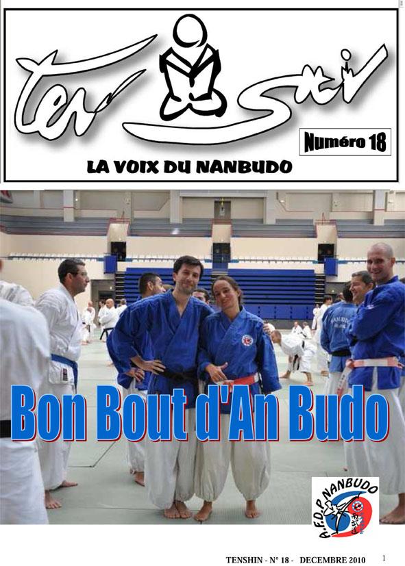 Tenshin n°18 : Bon Bout d'An !!! En Nanbudo…