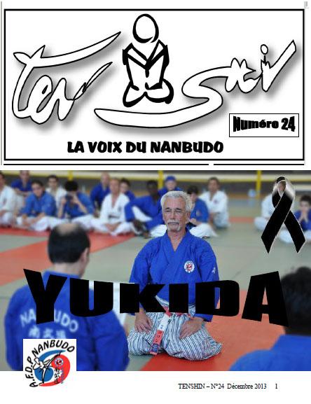 Tenshin n°24 : Yukida