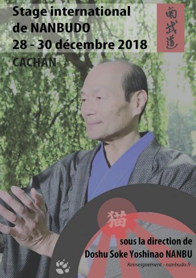 Stage International de Nanbudo - Cachan