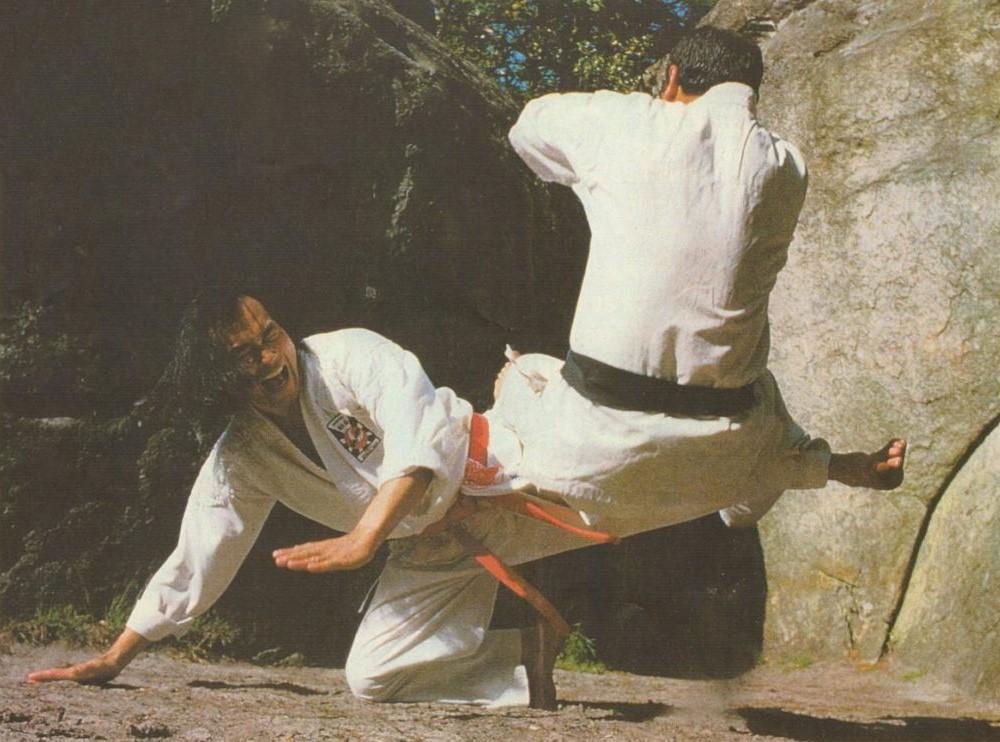 Les petites pierres de Daï Shihan XXXV : Prise d'initiative et Randori no Kata.